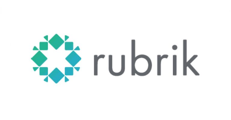 rubrik logo cloud data management